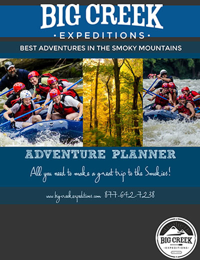 Big Creek Expedition brochure